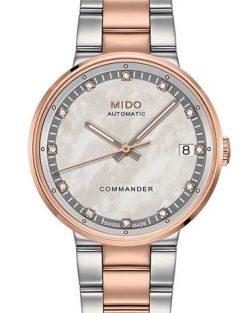 Reloj de pulsera para mujer MIDO COMMANDER II AUTOMÁTICO