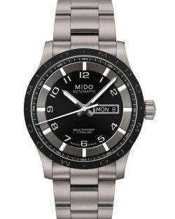 Reloj de pulsera para hombre MIDO MULTIFORT AUTOMÁTICO TITANIO