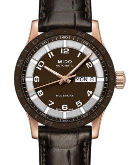 Reloj de pulsera unisex MIDO MULTIFORT AUTOMÁTICO