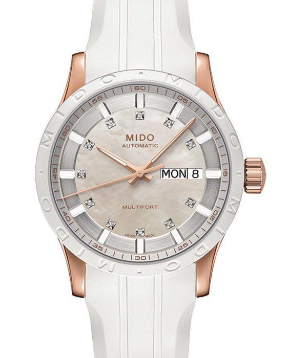 Reloj de pulsera unisex MIDO MULTIFORT II AUTOMÁTICO