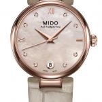 Reloj de pulsera para mujer MIDO BARONCELLI DONNA AUTOMÁTICO
