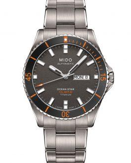Reloj automático para hombre MIDO OCEAN STAR TITANIO
