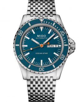 Reloj de buceo automático para hombre MIDO OCEAN STAR TRIBUTE
