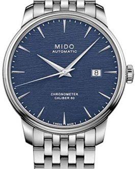Reloj para hombre MIDO BARONCELLI CALIBRE 80 Cronómetro