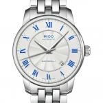 Reloj Automático para Hombre MIDO Baroncelli Silver