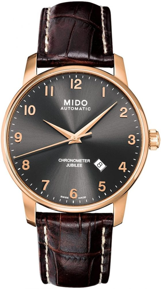 Mido Jubilee Automatic Movement