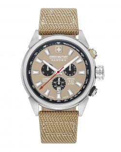 Reloj suizo para hombre Swiss Military Hanowa Platoon Chrono
