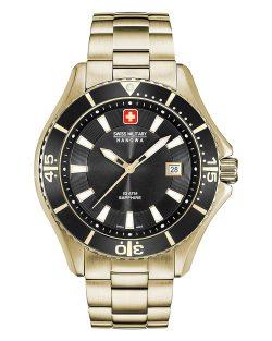 Reloj para hombre Swiss Military Hanowa con movimiento de cuarzo suizo