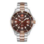 Reloj de pulsera para hombre Swiss Military Hanowa con movimiento de cuarzo suizo