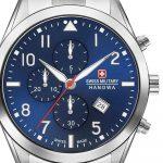 Reloj cronógrafo suizo para hombre Swiss Military Hanowa Helvetus