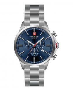 Reloj cronógrafo suizo para hombre Swiss Military Hanowa Classic II