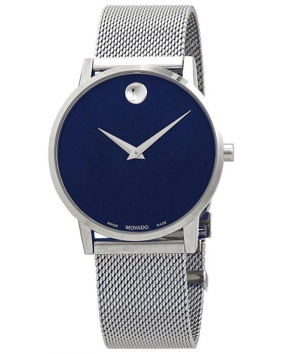 Reloj de pulsera para hombre MOVADO Museum Clásico de Cuarzo Suizo