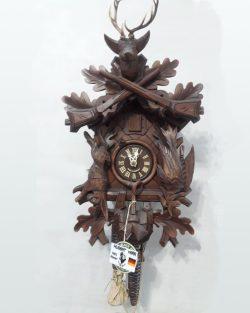 Reloj Cucú clásico alemán HUBERT HERR hecho a mano