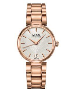 Reloj automático de pulsera para mujer Mido Ladies Baroncelli Donna